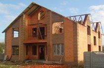 Строительство домов из кирпича в Вологде и пригороде