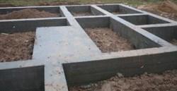 Строительство фундамента в Вологде и пригороде