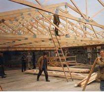Строительство крыш в Вологде и пригороде