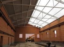 Строительство складов в Вологде и пригороде, строительство складов под ключ г.Вологда