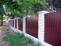 Строительство заборов, ограждений в Вологде